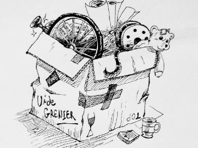 Vide Grenier 2020 - 6ème édition à vos cartons...