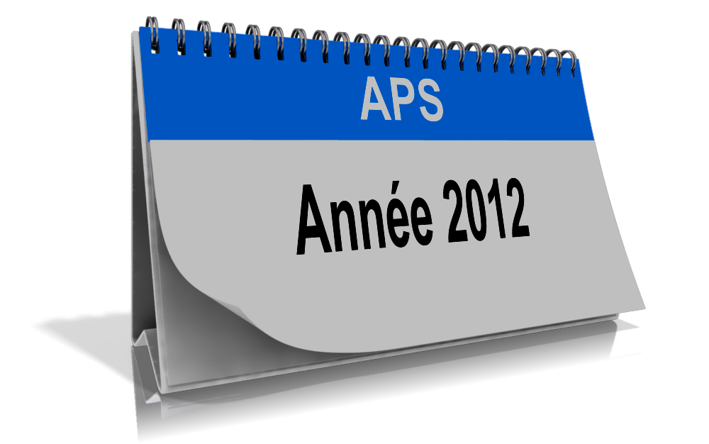 photos APS 2012